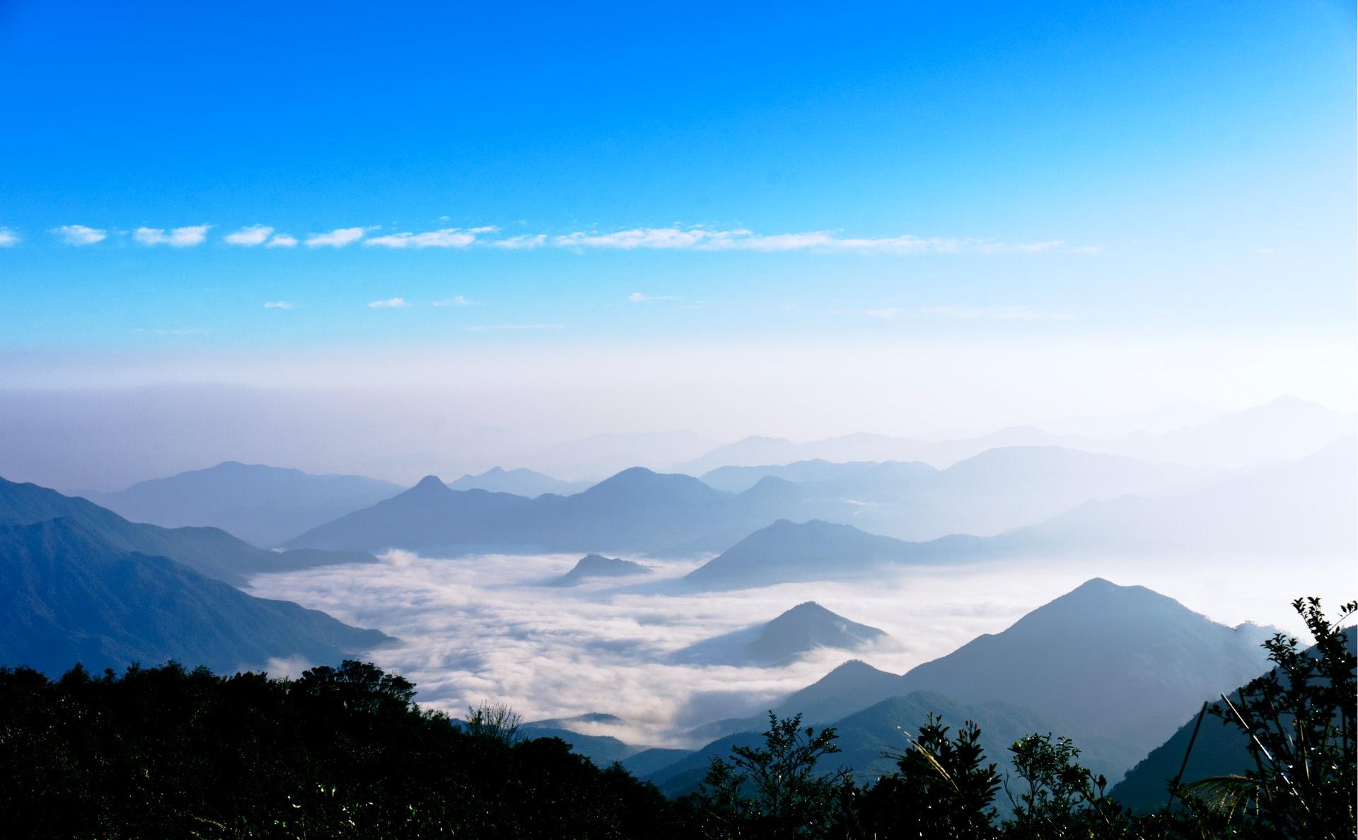 Гора Феникса в Чаочжоу