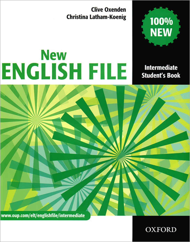 Учебник New English File