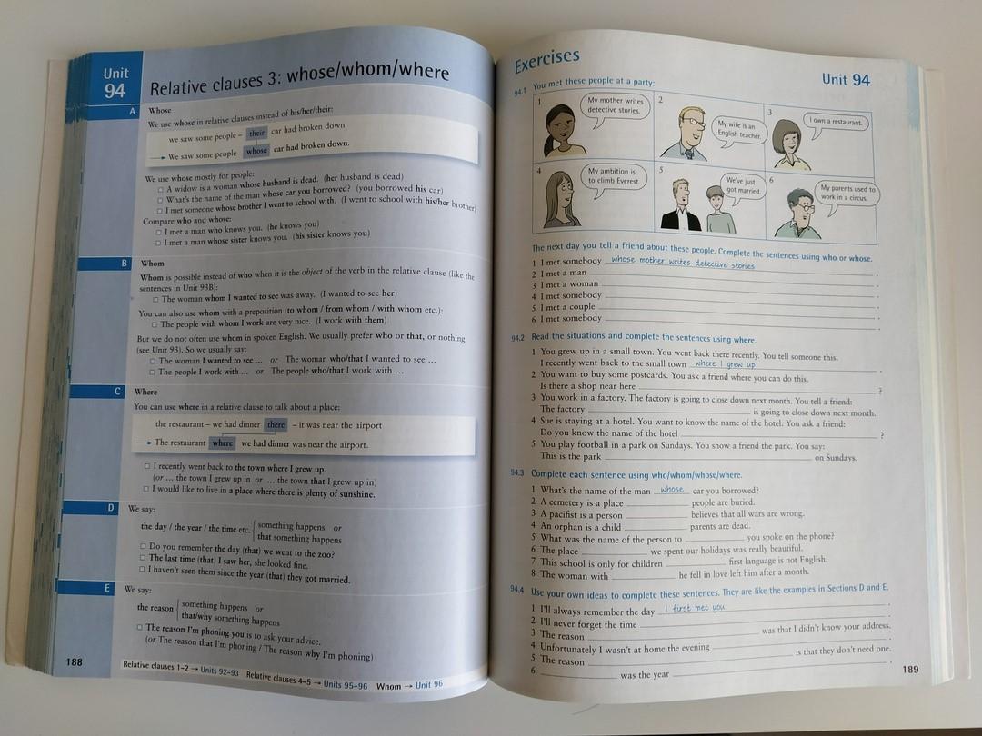 фото учебника Raymond Murphy: English Grammar in Use