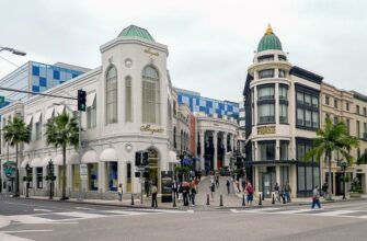 Rodeo Drive Beverly