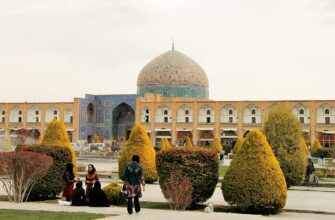 город Исфахан